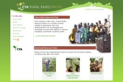 image showing Rural Radio website